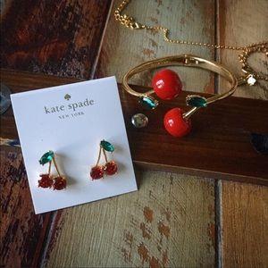 ♠️ Kate Spade  🍒 Set
